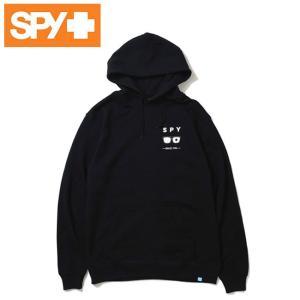 スパイ SPY パーカー 19002 PULLOVER HOODSWEAT BLACK プルオーバーフード スウェット ブラック 日本限定 stormy-japan