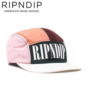 RIPNDIP CHROMATIC CAMPER CLIPBACK CAP MULTI リップンディップ キャップ 帽子 クリップバック マルチ 20s stormy-japan