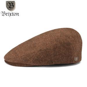 ブリグストン BRIXTON キャップ 帽子 HOOLIGAN SNAP CAP AMBER ハンチング帽 アンバー|stormy-japan