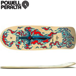 POWELL PERALTA Tommy Guerrero 11th Series Reissue Skateboard Deck 9.6 x 29.18inch パウエル ペラルタ トミー・ゲレロ スケートボード スケボー デッキ 19s|stormy-japan
