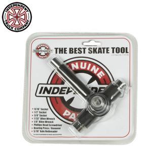 INDEPENDENT BEST SKATE TOOL STANDARD(BLACK)(インディペンデント INDY スケートツール 工具 ブラック)17s(SKATEBOARD)(スケートボード)(スケボー)|stormy-japan