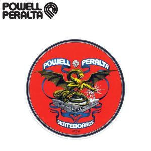 POWELL PERALTA Banner Dragon Sticker(パウエル ペラルタ ステッカー)17s|stormy-japan