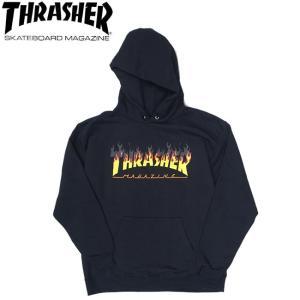 THRASHER BBQ PULLOVER HOODSWEAT BLACK スラッシャー プルオーバー フードスウェット パーカー ブラック 19s|stormy-japan