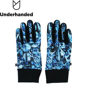Underhanded MURAL.DEN GLOVE アンダーハンデッド グローブ 手袋 スマホ対応 18h|stormy-japan