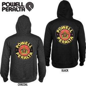 POWELL PERALTA SUPREME PULLOVER HOODSWEAT(パウエル ペラルタ プルオーバー フードスエット パーカー)17f|stormy-japan