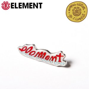 ELEMENT WOMPUS ENAMEL PIN(RED)(エレメント ピン ピンバッジ レッド)17s(Wompus Collection)(thomas campbell)|stormy-japan