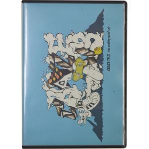 CRAZE TV.3 true underground shit SNOWBOARD DVD(スノーボード DVD 映像)2009/2010|stormy-japan