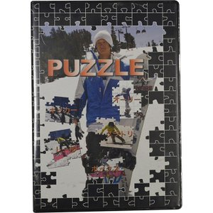 PUZZLE パズル理論でうまくなる SNOWBOARD DVD(スノーボード DVD 映像)2007/2008|stormy-japan