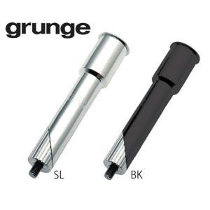 GRUNGE グランジ ステムアダプター(クランプ部:28.6mm コラム:125mm)|stormy-japan