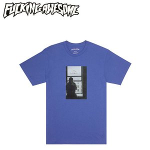 FUCKING AWESOME GO FUCK YOURSELF SS TEE FLOBLUE ファッキング オウサム 半袖 Tシャツ フローブルー 18f|stormy-japan