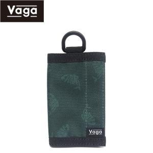 VAGA Nano Wallet Sakana Green バガ ナノウォレット 三つ折り財布 小銭入れ カードケース 魚 グリーン 18h|stormy-japan