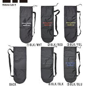 Kidona Lab NELSON BARBER SKATEBOARD BAG(キドナラボ ネルソン スケートボード バッグ)16/|stormy-japan