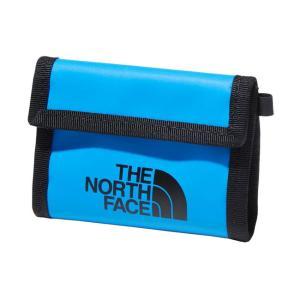 ノースフェイス THE NORTH FACE BCワレットミニ BC Wallet Mini コインケース NM82081 (クリアレイクブルー)|stormy-japan