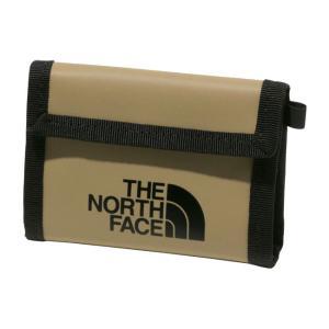 ノースフェイス THE NORTH FACE BCワレットミニ BC Wallet Mini コインケース NM82081 (ユーティリティーブラウン)|stormy-japan