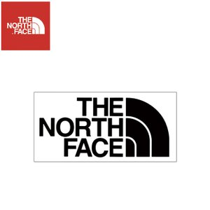 THE NORTH FACE CUTTING STICKER KBLACK ノースフェイス カッティングステッカー ブラック 19s|stormy-japan