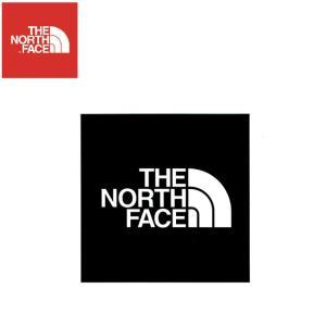 THE NORTH FACE STICKER K BLACK ノースフェイス ステッカー ブラック 18s