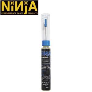 NINJA SKATEBOARD BEARING ULTRA SPEED OIL PEN BLUE(ニンジャ スケートボード ベアリング オイル ペン ブルー)/|stormy-japan