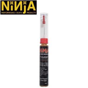 NINJA SKATEBOARD BEARING ULTRA SPEED OIL PEN RED(ニンジャ スケートボード ベアリング オイル ペン レッド)/|stormy-japan