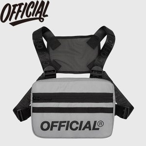 OFFICIAL RFLCTIV SQUID INK DICHROIC REFLECTIVE CHEST UTILITY BAG INTENSE 3M オフィシャル リフレクティブ チェスト ユーティリティ ボディバッグ 19f|stormy-japan