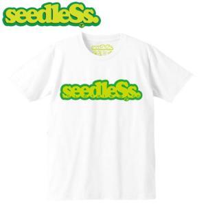 seedleSs COOP REGULAR S/S TEE(WHITE)(シードレス 半袖 Tシャツ ホワイト)17su stormy-japan