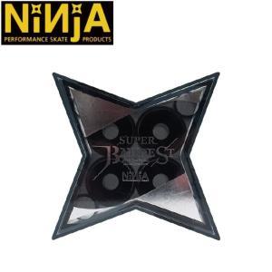 NINJA SKATEBOARD BEARING SUPER BADDEST OIL(8 PACK)(ニンジャ スケートボード ベアリング オイル 1セット/8個入り)/|stormy-japan