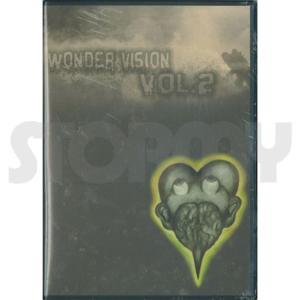 WONDER VISION VOL.2 WONDER VISION SNOWBOARD DVD(スノーボード DVD 映像)2009/2010|stormy-japan