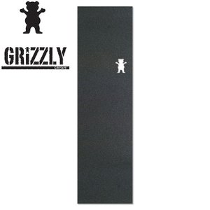 GRIZZLY Bear cut-out Griptape(グリズリー グリップテープ)16(SKATEBOARD スケートボード スケボー)|stormy-japan