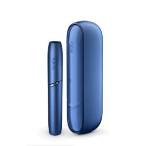アイコス3新型 iQOS 3   人気のステラブルーです。  サイドがスムーズに開閉する新設計を採用...