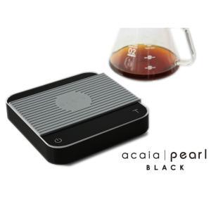 acaia pearl Black Coffee Scale...