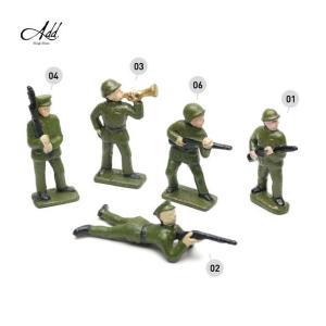 商品名:Goody Grams Add / MINI SOLDIER  商品説明:鉄でできた重厚感あ...