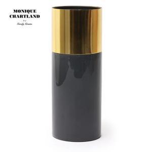 MONIQUE CHARTLAND / ENAMEL VASE 08 ドライフラワー用 フラワーベース 枝物 置物 オブジェ ドライフラワー おしゃれ かわいい 金属の商品画像|ナビ