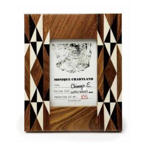 Goody Grams / PHOTO FRAME CHIMAYO E 木製 フォトフレーム 写真立て アンティーク 木製 おしゃれ 壁掛け 葉書 ハガキ 卓上|stoutfitters