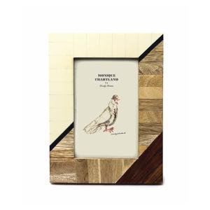 Goody Grams / PHOTO FRAME-OAR C 木製 フォトフレーム 写真立て アンティーク 木製 おしゃれ 壁掛け 葉書 ハガキ 卓上|stoutfitters