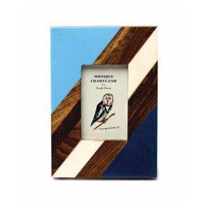 Goody Grams / PHOTO FRAME-OAR F 木製 フォトフレーム 写真立て アンティーク 木製 おしゃれ 壁掛け 葉書 ハガキ 卓上|stoutfitters