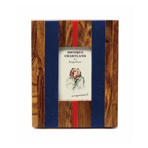 Goody Grams / PHOTO FRAME-OAR G 木製 フォトフレーム 写真立て アンティーク 木製 おしゃれ 壁掛け 葉書 ハガキ 卓上|stoutfitters