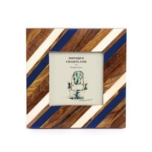 Goody Grams / PHOTO FRAME-OAR H 木製 フォトフレーム 写真立て アンティーク 木製 おしゃれ 壁掛け 葉書 ハガキ 卓上|stoutfitters