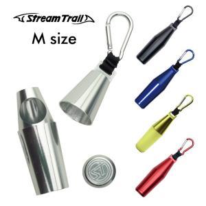 携帯灰皿 アウトドア キャンプ フタ付き 蓋付き おしゃれ アッシュトレイ 灰皿 喫煙具 ストリームトレイル トロピード M Stream Trail TROPIDE M|stoutfitters