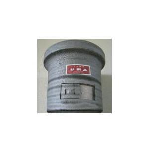 銀黒七輪と火消壷セット|stove