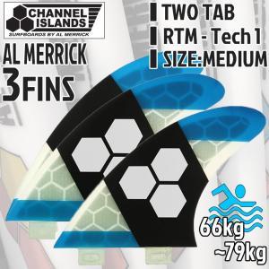 Channel Islands Al Merrick チャンネル アイランド アルメリック RTM TECH 1 TWOTAB FCSフィン トライフィン|stradiy
