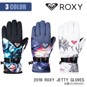 2019年 ROXY(ロキシー) WINTER スノーボード グローブ 5本指タイプ ROXY JETTY GLOVES スノボ スキー レディース 品番:ERJHN03097 日本正規品|stradiy