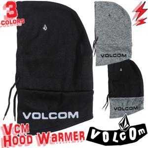 VOLCOM ボルコム フードウォーマー ネックウォーマー Vcm Hood Warmer 2018年 品番 J55519JC 日本正規品|stradiy