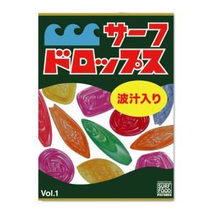 サーフドロップス Vol.1 波汁入り サーフィン DVD サーフフード 178分 日本正規品|stradiy