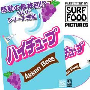 サーフフード ハイチューブ vol.3 Akkan Beee 新品サーフィンDVD