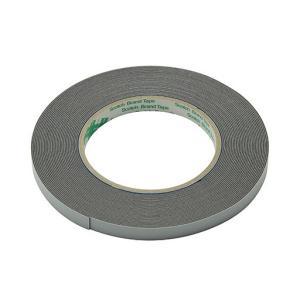 スリーエム(3M) ハイタック両面接着テープ ブラックフォーム 9708 10 AAD (テープ厚0.8mm 幅10mm 長さ10m) STRAIGHT/03-97810 (3M/スリーエム)|straight-toolcompany