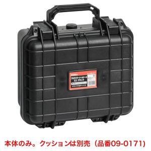 プロテクターツールケース ブラック スモールタイプ STRAIGHT/09-017 (STRAIGHT/ストレート)|整備工具のストレート