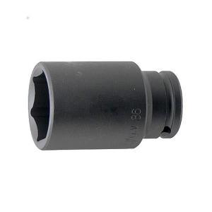 """ディープインパクトソケット 36mm 差込角1/2""""(12.7mm) 永久保証 STRAIGHT/10-2836 (FLAG/フラッグ)"""
