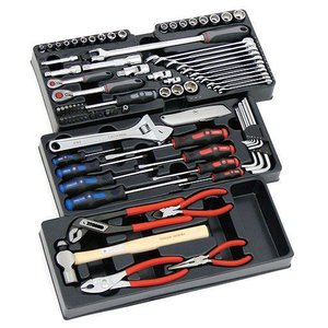ツールキット 87ピース STRAIGHT/10-6387 (STRAIGHT/ストレート) straight-toolcompany