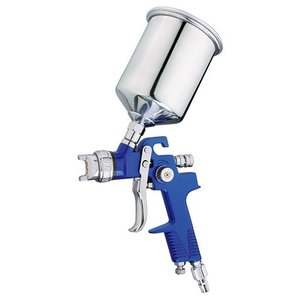 エアースプレーガン上カップ DIYタイプ STRAIGHT/15-090 (STRAIGHT/ストレート)|整備工具のストレート