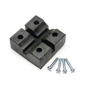 ラバーブロック (ジャッキスタンド3t用) STRAIGHT/15-10841 (STRAIGHT/ストレート)|straight-toolcompany