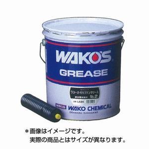 *ワコーズ(WAKO'S) モリブデングリースL MOG-L(建設機械専用グリース) 16kg L526 STRAIGHT/36-6045 (WAKO'S/ワコーズ)|straight-toolcompany